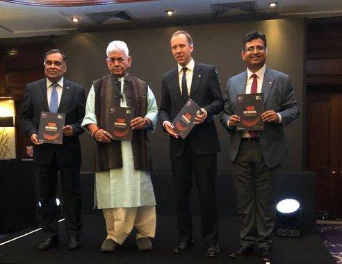 యూకే-ఇండియా వీక్ 2018: ఘనంగా ప్రారంభమైన 5 రోజుల గ్లోబల్ ఈవెంట్