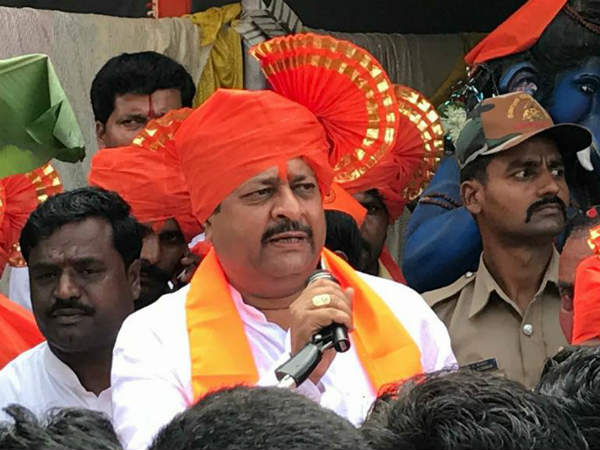 Burkha wore women in and around my office says Karnataka BJP MLA