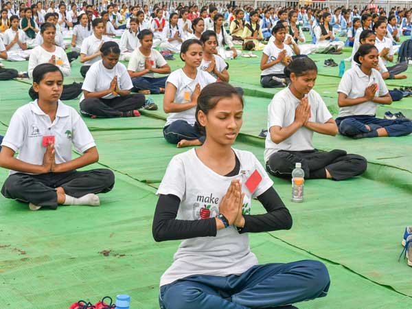 International Yoga Day What Is Yoga