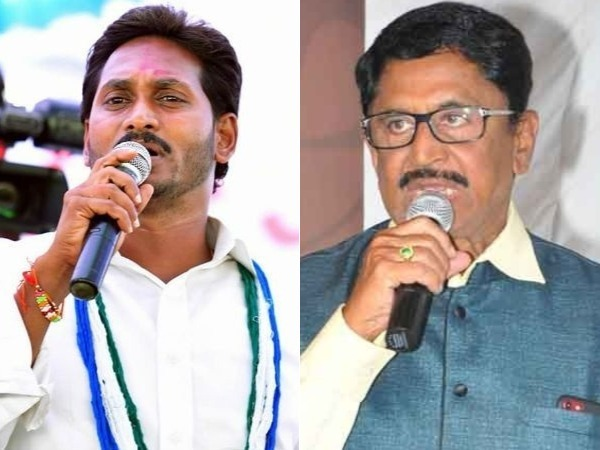 Murali Mohan counter to YS Jagan over sand allegation