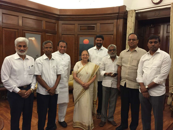 Lok Sabha speaker approves YSRCP MPs resignations
