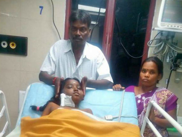 11-Year-Old Yuvasri Needs Help To Get Postoperative Care