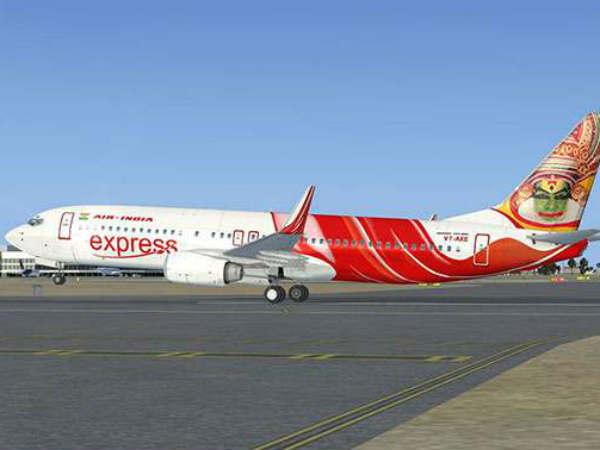 Narrow Escape Air India Express Aircraft Mumbai