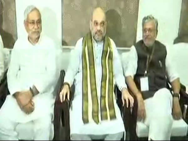 Amit Shah Patna tour:Will there be a discussion on seat sharing with JDU?