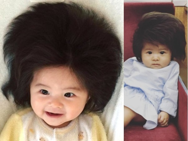 This 7month old Japan baby has all the reasons for going viral on social media