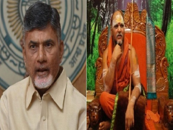 CM Chandrababus direction on Srivari Darshan... swaroopanandendra saraswati doubts