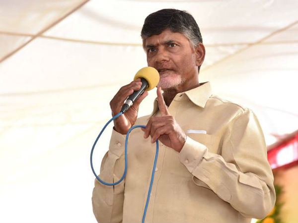 tdp fills the light in all peoples lives:CM Chandra Babu