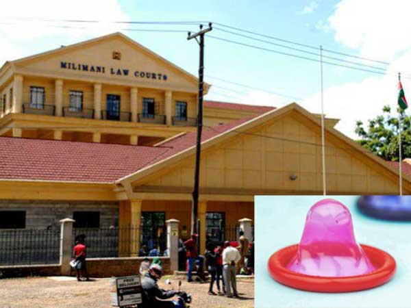 Nairobi man sues condom company, here is why?