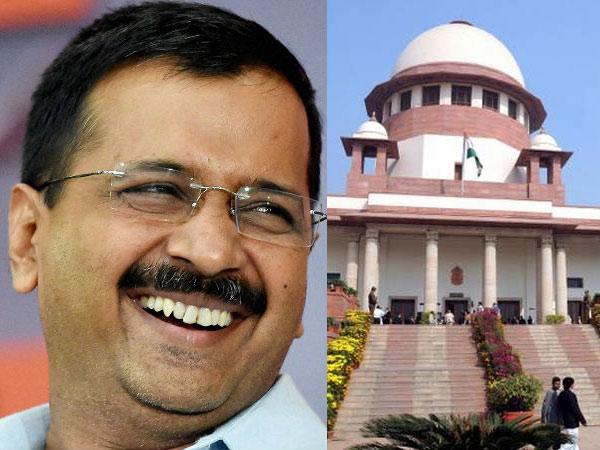 Kejriwal Vs Lg Sc Limits Lg S Role Hands More Power Delhi Government
