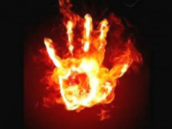 Lover and wife burnt alive by husband in Nellore