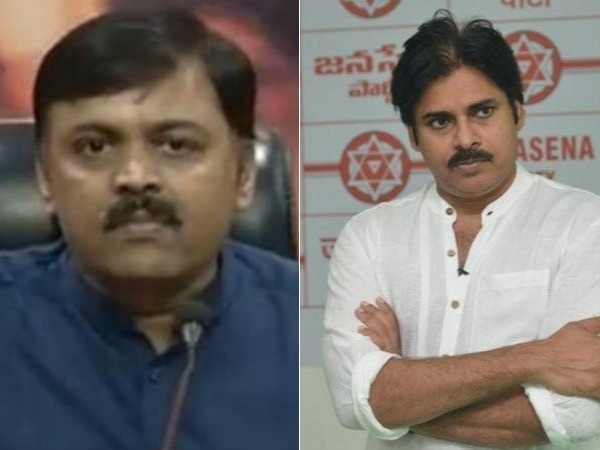 Chandra Babu and Jagan are resposible for those hunger deaths:Pawan Kalyan