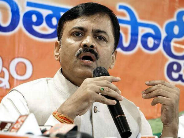 TDP means total drama Party,says BJP MP GVL Narsimha rao