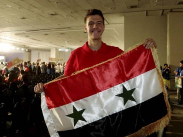 Treat me like anyother normal person,says syrian Presidents son