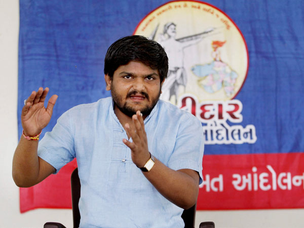 Hardik Patel, 2 others get two-year jail term in Visnagar rioting case