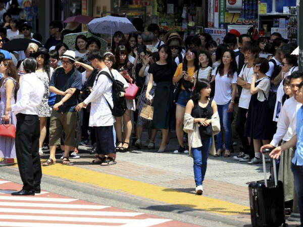 Heat waves kill 14 people in Japan