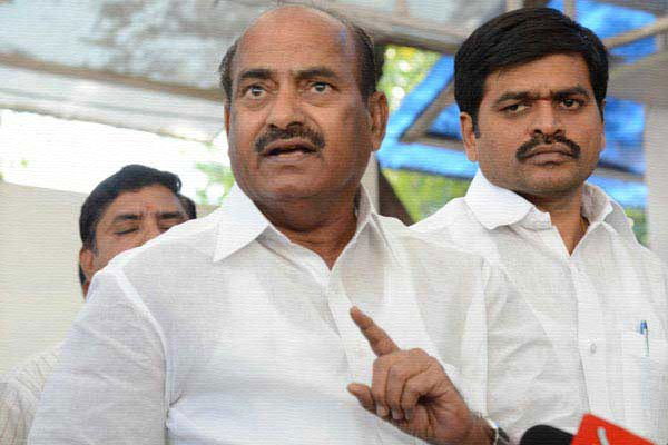 MP JC Diwakar reddy comments over Chandra Babu and Jagan