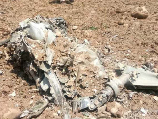 MiG 21 crashes in HP,pilot missing