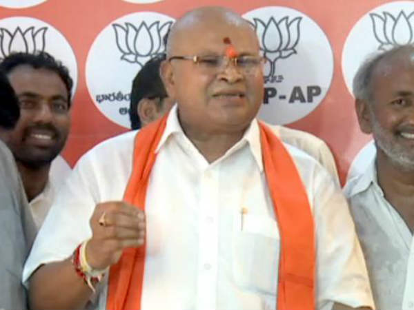 Kanna Lakshminarayana Complained Union Home Minister Over Ap Tdp Government