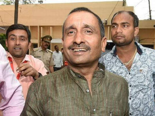Unnao rape case: CBI files chargesheet against BJP MLA Kuldeep Singh Sengar