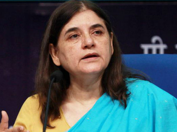 Maneka Gandhi apologises for calling transgenders the 'other ones'