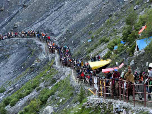 Two telugu persons died in Amarnath and mansarovar yatra