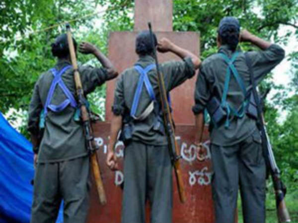 Police Combing In Visakhapatnam Tribal Area due to Maoist martyrs day