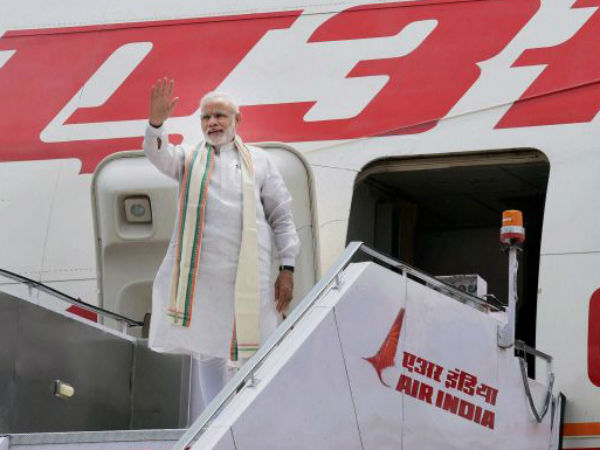 OMG:Modis Foreign Travel Since 2014 Cost Rs. 1,484 Crore