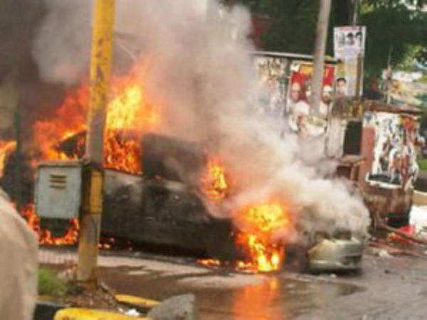 July 13 Re Today Is The Anniversary Serial Blasts Mumbai