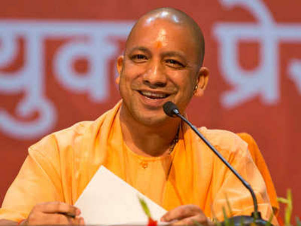 Yogi Adityanath gifts a road to his former maths teacher in Kanpur