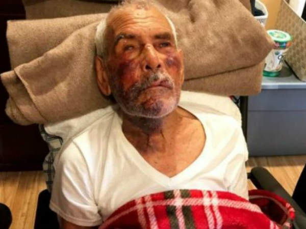 91 year old man attacked in US, asked to go back to Mexico