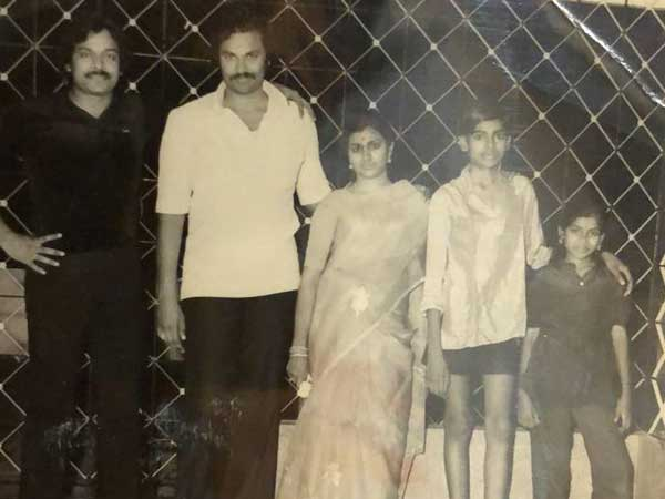 PAVAN DICLOSED HIS CHILHOOD DAYS MEMORIEES!