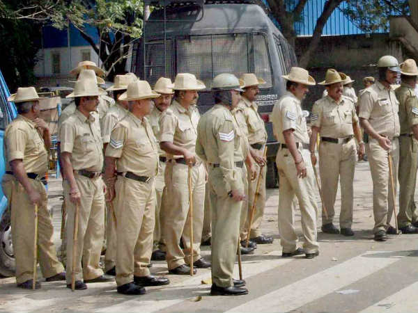 Karnataka Police recruitment superintendent and 4 policemen arrested in fraud case