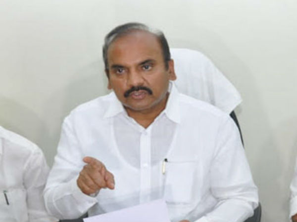 If early elections comes in the State...TDP win unanimously:Minister Pullarao