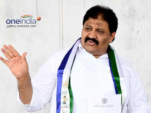 Chandra babu is a traitor, says YCP MLA Rachamallu