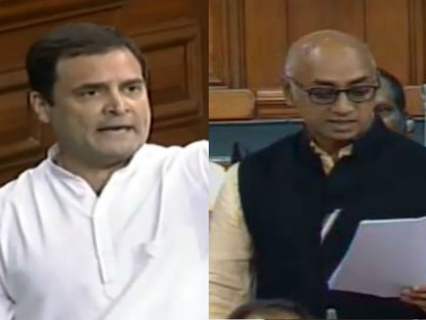 No Confidence Motion Updates: You are the victim of a 21st-century political weapon, Rahul Gandhi tells TDP
