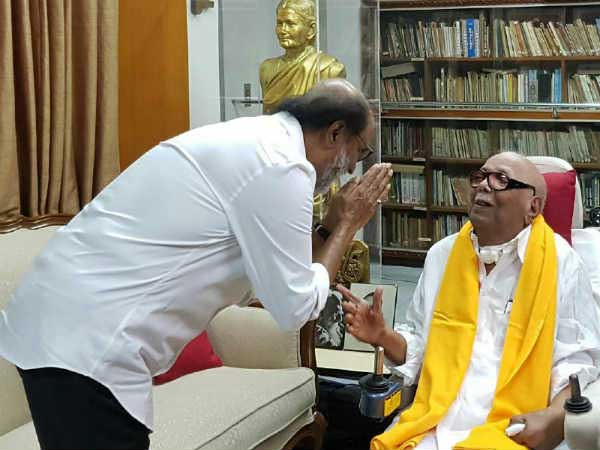 Karunanidhi health updates: Sri Lankan president hopes for DMK chiefs speedy recovery, sends letter to Stalin