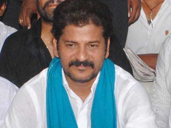 case filled against revanth reddy in jubilee hills police station