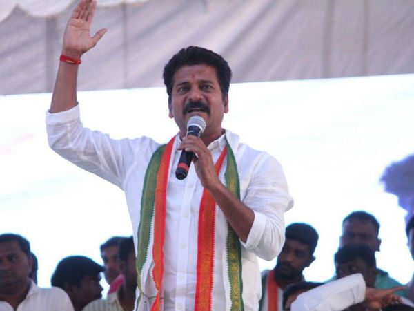 TDP should walk hand in hand with congress to defeat KCR:Revanth