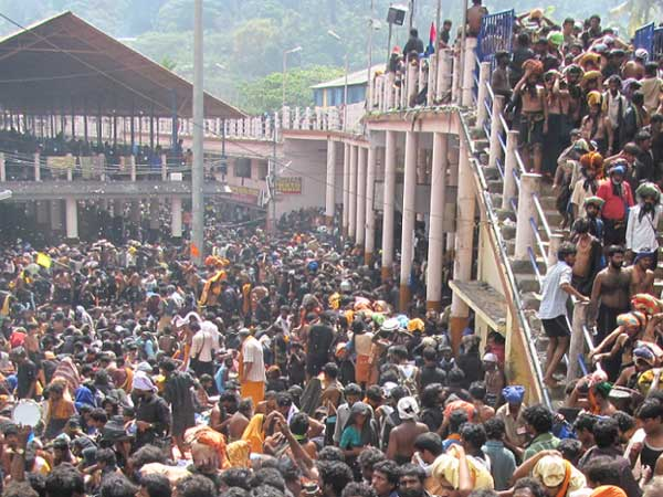SC questions as why women entry is denied in Sabarimala shrine