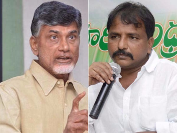 Sailajanath reveals why he was met CM Chandrababu
