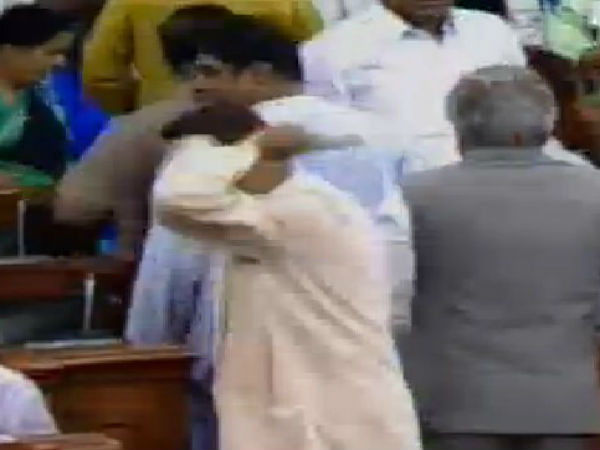 No Confidence Motion: BJD Stages Walkout, Shiv Sena to Abstain from Voting, What TRS will do?