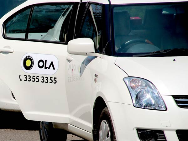 Ola driver allegedly attempted to beat a woman passenger near SBM circle in Bengaluru