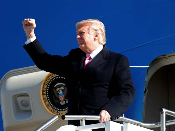 Airforce-1 to have new look, says Trump
