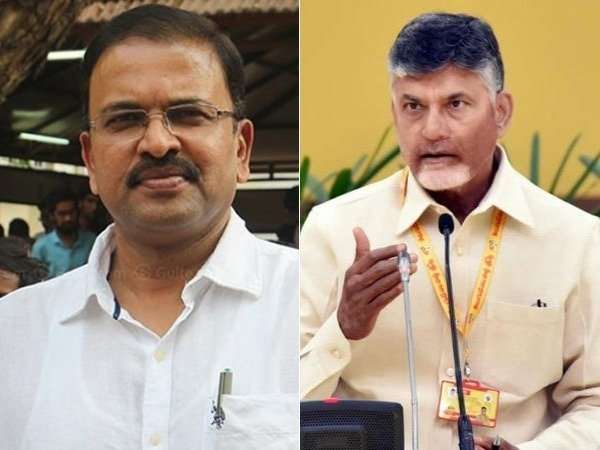 CBI former JD Laxminarayana warns Chandrababu Naidu over Farmers issue