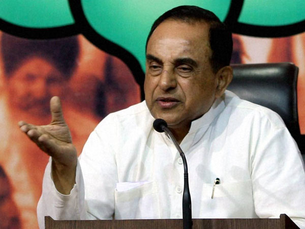 Prakash Karat can only shout, but will not practice democracy: Subramanian Swamy