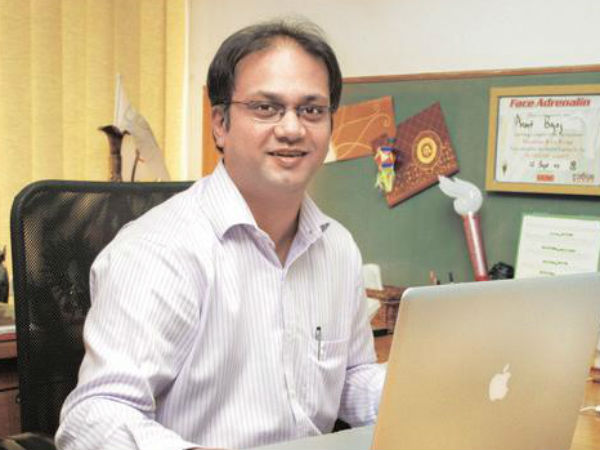 Anant Bajaj of Bajaj Electricals dies at 41