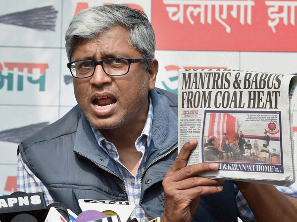 Ashutosh ends AAP innings, cites personal reason for resignation