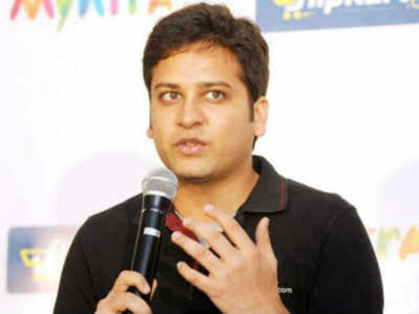 Flipkart was possible because Google rejected me twice,says Binni Bansal