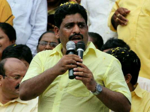 What is the Jagans situation if elections are held on Friday in AP, Telangana?:TDP MLC Buddha Venkanna