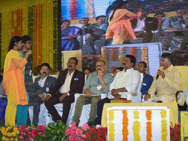 The future of the state in the hands of the youth:CM Chandrababu